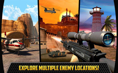Kill Shot v3.4 MOD APK Android [Unlimited Tokens] Terbaru