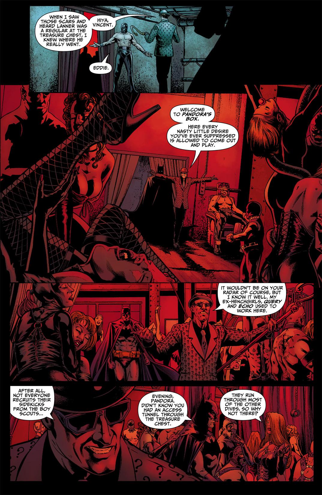 Detective Comics (1937) 822 Page 10