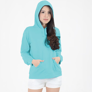 Jfashion Sandra Hoodie Sweater Wanita