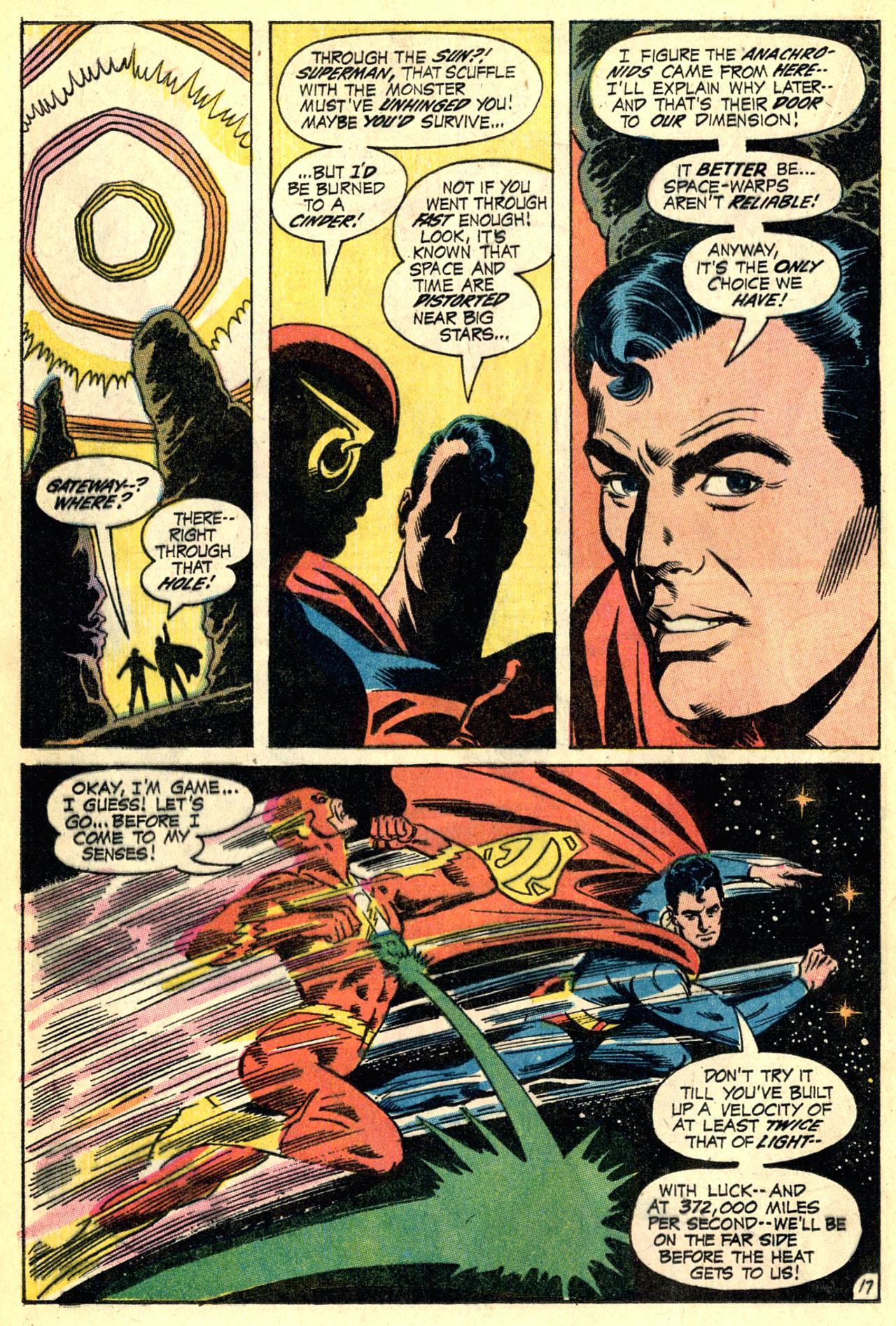 Read online World's Finest Comics comic -  Issue #198 - 21