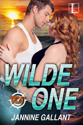 Bea's Book Nook, Review, Wilde One, Jannine Gallant