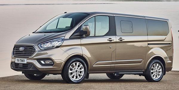 Burlappcar 2018 Ford Tourneo Custom