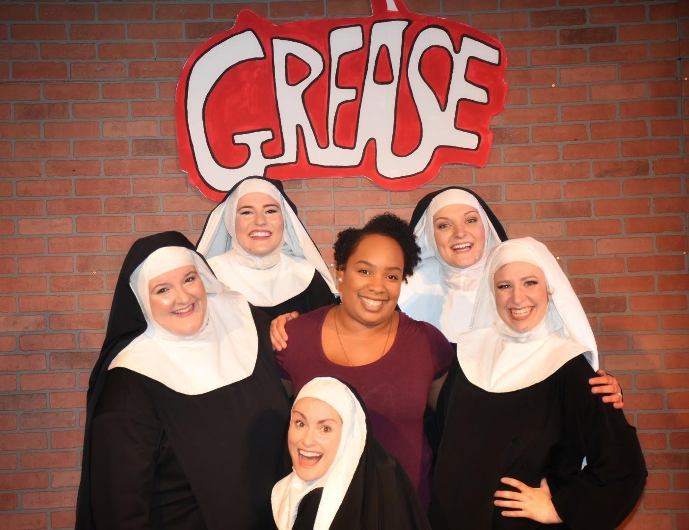 A Must-See: Nunsense at Marietta Theatre Company!  via  www.productreviewmom.com
