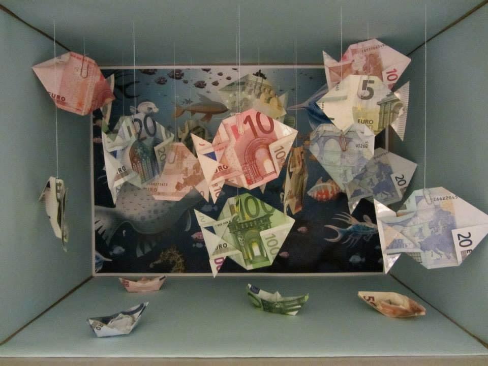 Beroemd De Creatieve Zusjes: Creatief met geld AG52