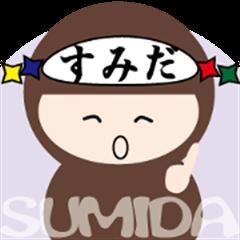 NAME NINJA SUMIDA