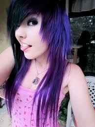 Leda Monster Bunny Purple And Black