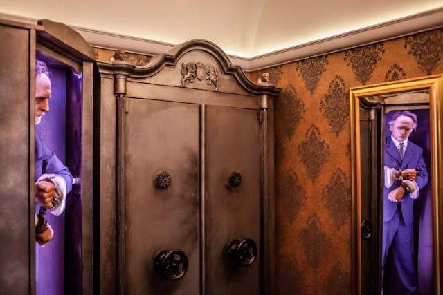 Visita à Casa do Houdini