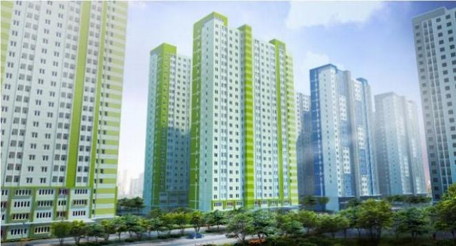 Tower Faggio Green Pramuka City Jakarta