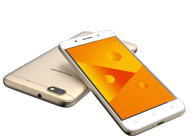 Panasonic launches the all new sleek and light weight P99 smartphone with incredible camera modes