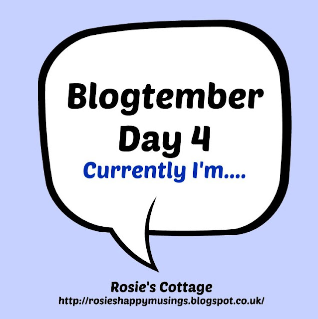 Blogtember Writing/Blogging Challenge 2016
