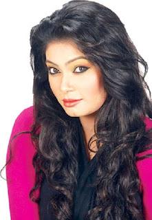 Alvi Bangladeshi Actress and Her Co star