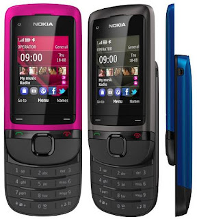 Nokia C2-05 RM-724 Flash File Latest Version Free Download
