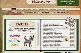http://logiva2.blogspot.com.es/search/label/Proyecto%20Platero%20y%20yo