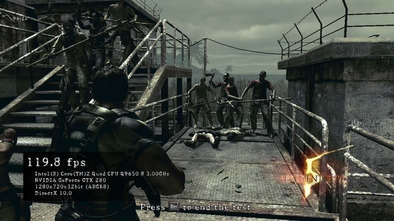 Resident Evil 5 Pc Game | Free Download Games Full, Rip, ISO
