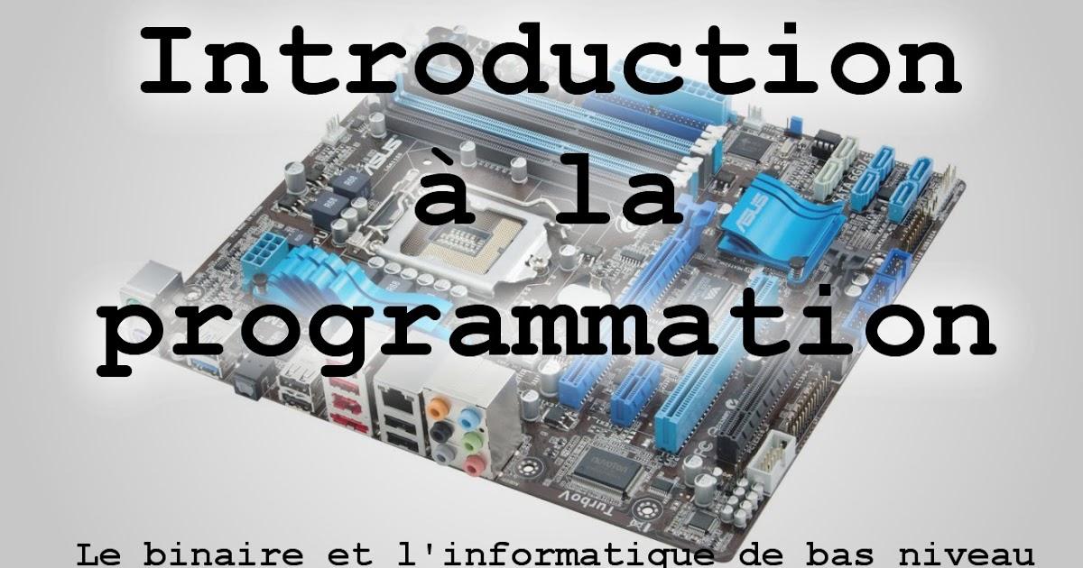Exercices Et Td Corrig U00e9s Informatique Intiation  U00e0 L