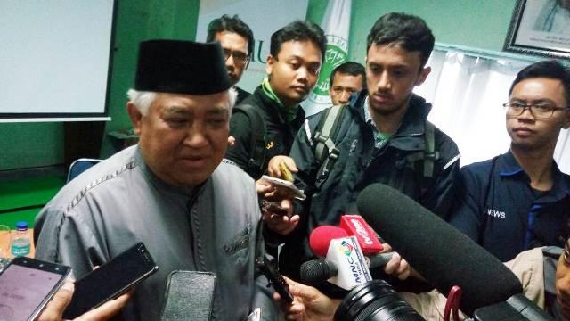 Ahok Dituntut 1 Tahun Penjara, Din Syamsuddin: seperti Permainan Saja!