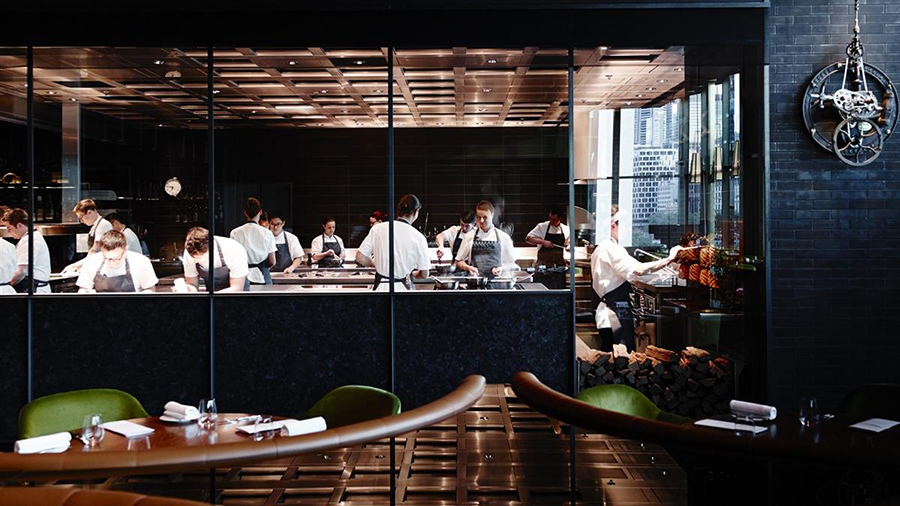 Melbourne, Australia: Dinner by Heston Blumenthal