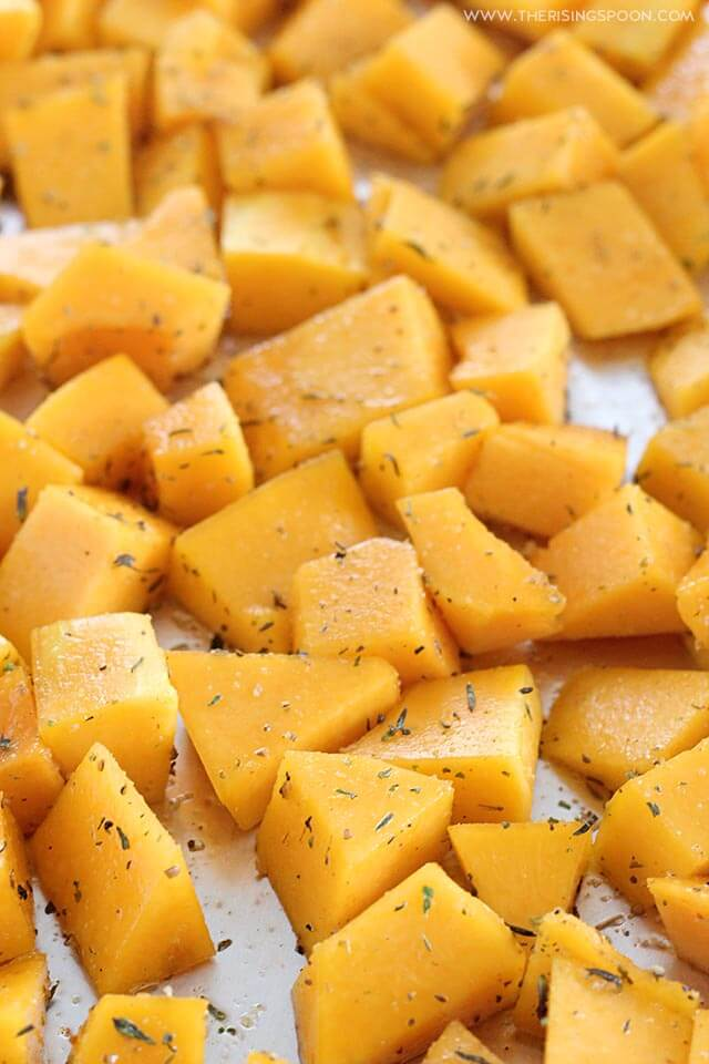 How to Roast Butternut Squash + Easy & Healthy Recipe