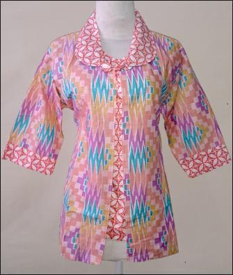 Gambar Baju Batik Untuk Kerja Terbaru