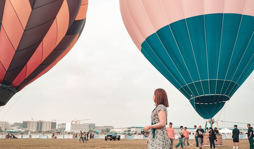 Hot Air Balloon Festival 2019