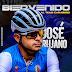 """José """"El Cóndor"""" Rujano máxima figura del Team Carabobo para la temporada de ciclismo 2020"""