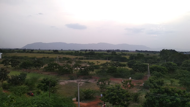 Srikalahasteeswara Swami temple skyline