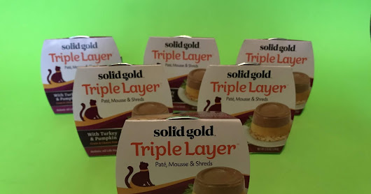 Product Review: Solid Gold Triple Layer Food Cups for Cats