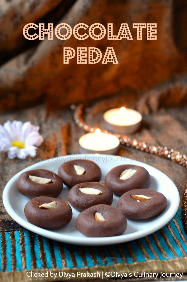Chocolate-milk-peda-recipe