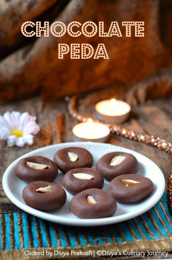 Chocolate-milk-peda-recipe