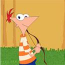 Phineas y Ferb Archey Game