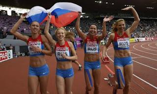 ATLETISMO - Rusia se queda sin atletas para los JJOO de Río