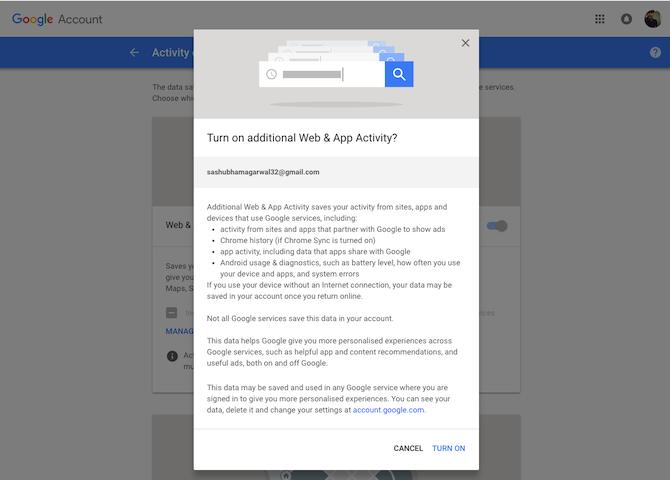 تعرف كيف تتغلغل شركة جوجل في حياتك الرقمية و طريقة حجب المعلومات عنها