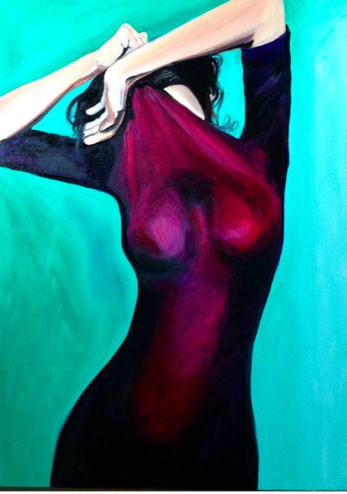 Мир искусства. Sasha Robinson