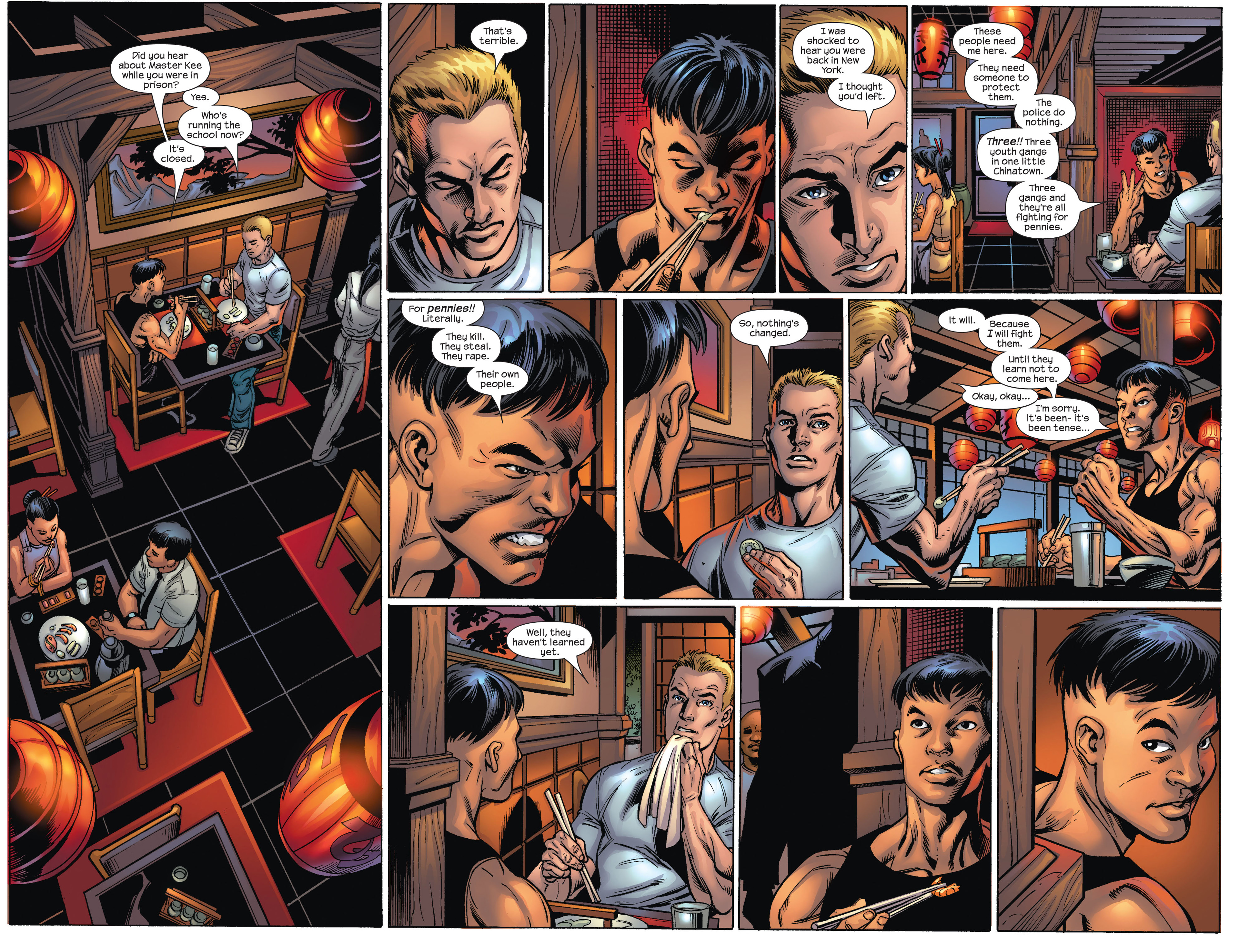 Read online Ultimate Spider-Man (2000) comic -  Issue #81 - 10