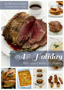 AIP Holiday...they won't know it's Paleo