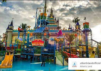 Tiket Masuk Wisata Saygon Waterpark Dan Saygon Night Park