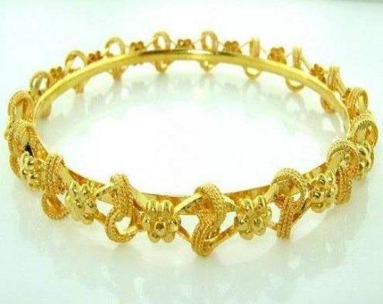 New Gold Bangle Designs In Sri Lanka