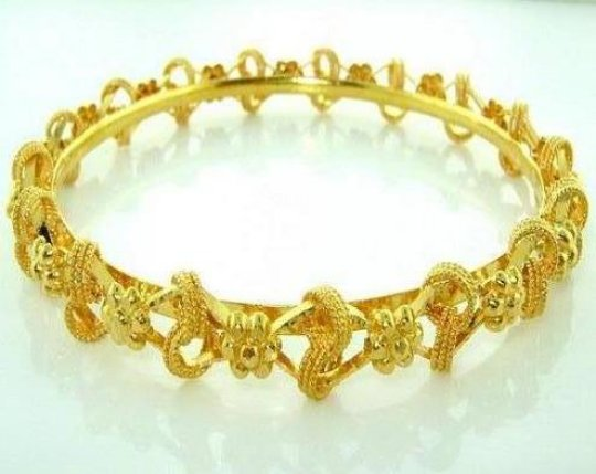 Bracelet Gold Diamond