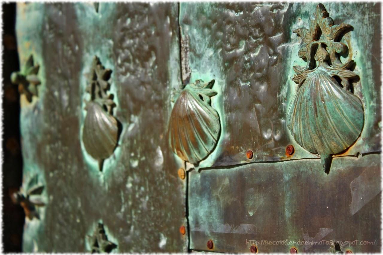 Detalle portada Monasterio de Uclés