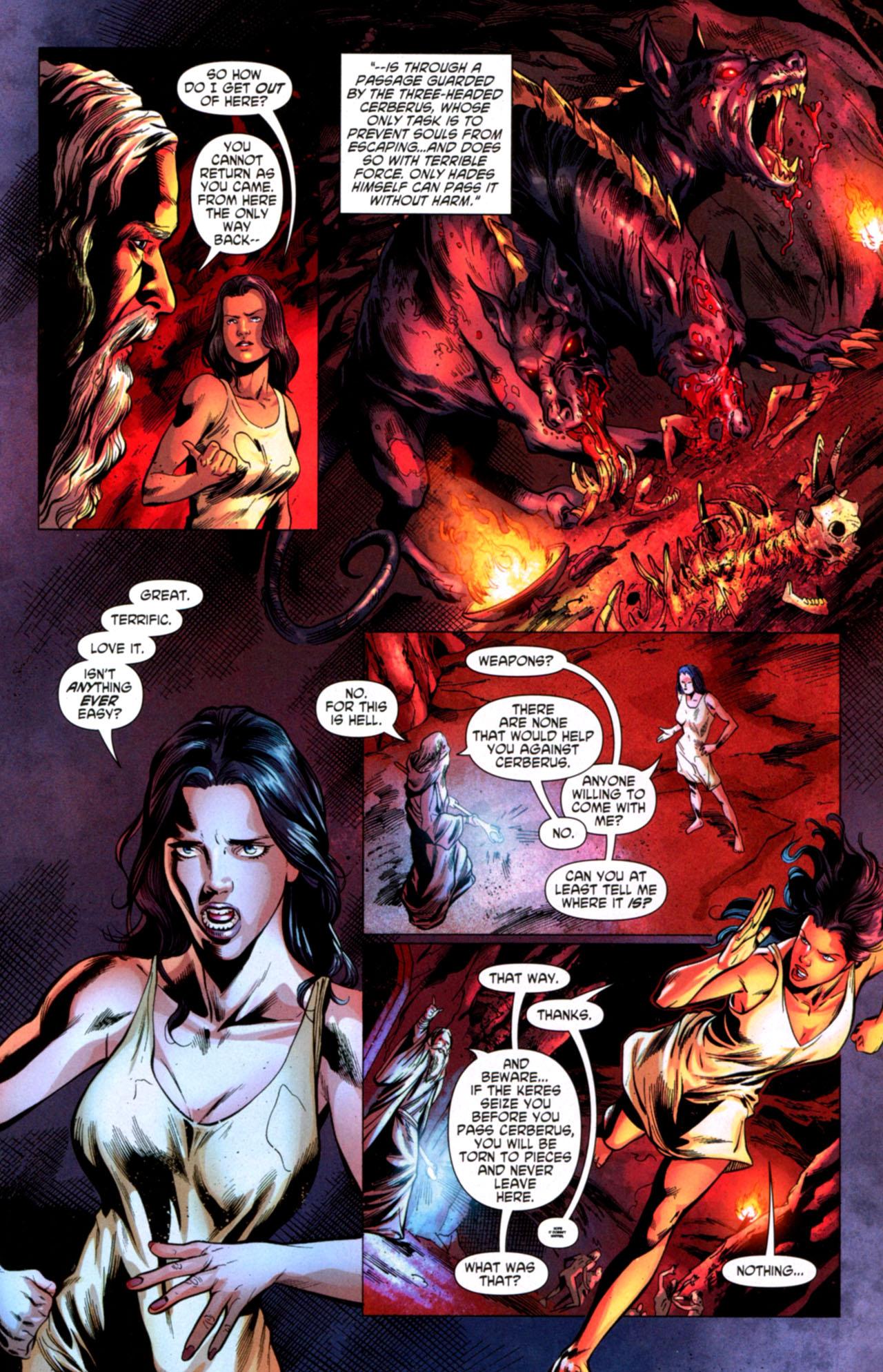 Read online Wonder Woman (2006) comic -  Issue #603 - 13