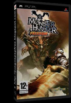 Descargar juegos de monster hunter freedom [español] [psp] gratis.