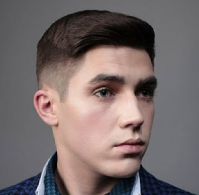 potongan style rambut pria tahun 2014