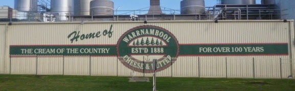 Warrnambool Cheese and Butter
