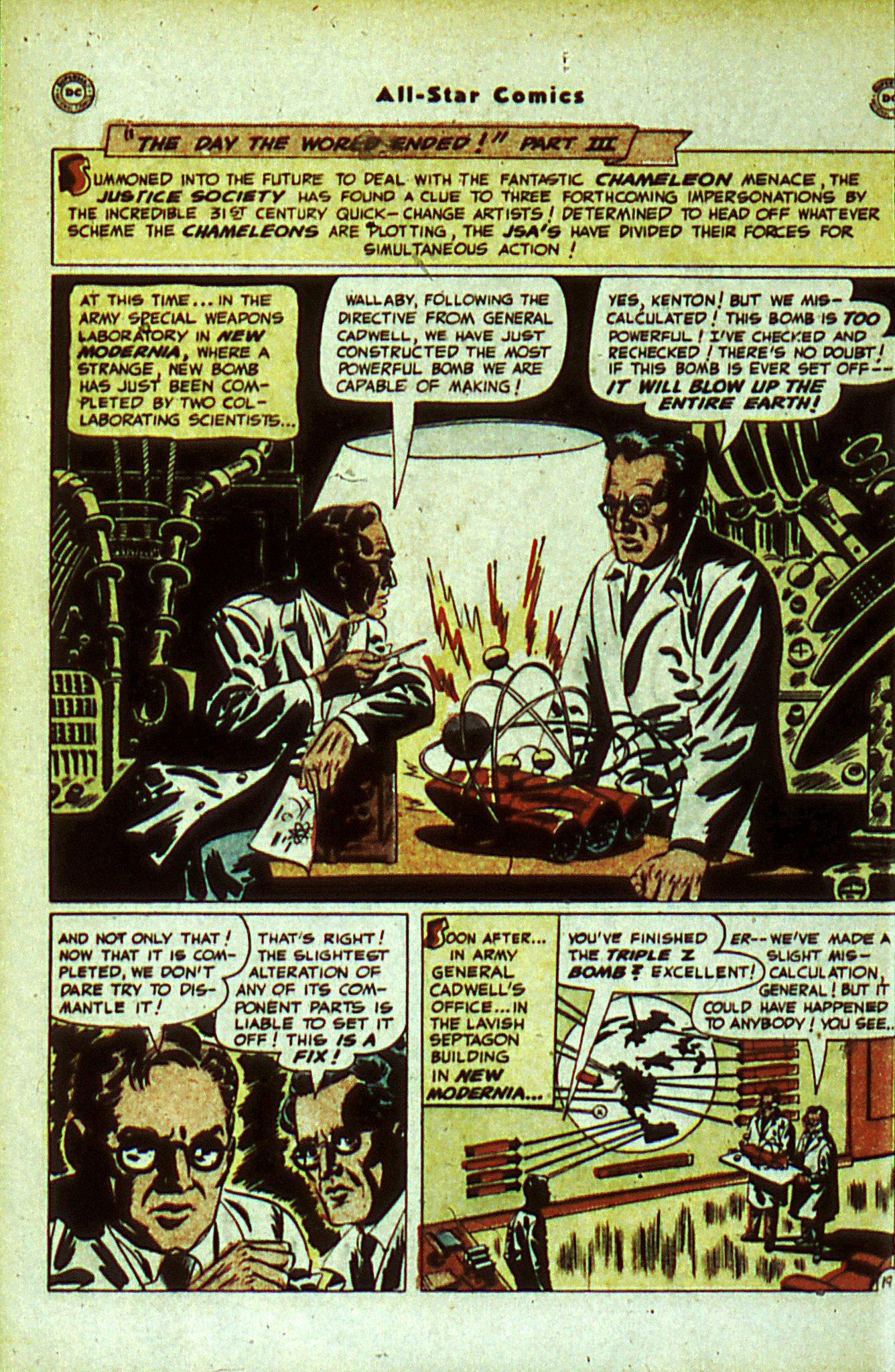 Read online All-Star Comics comic -  Issue #56 - 24