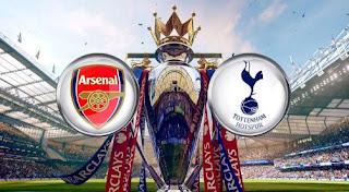 Susunan Pemain Arsenal vs Tottenham Hotspur