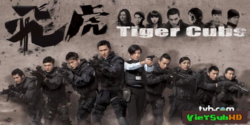 Phim Đội Phi Hổ Hoàn tất (13/13) Lồng tiếng HD | Tiger Cubs 2012