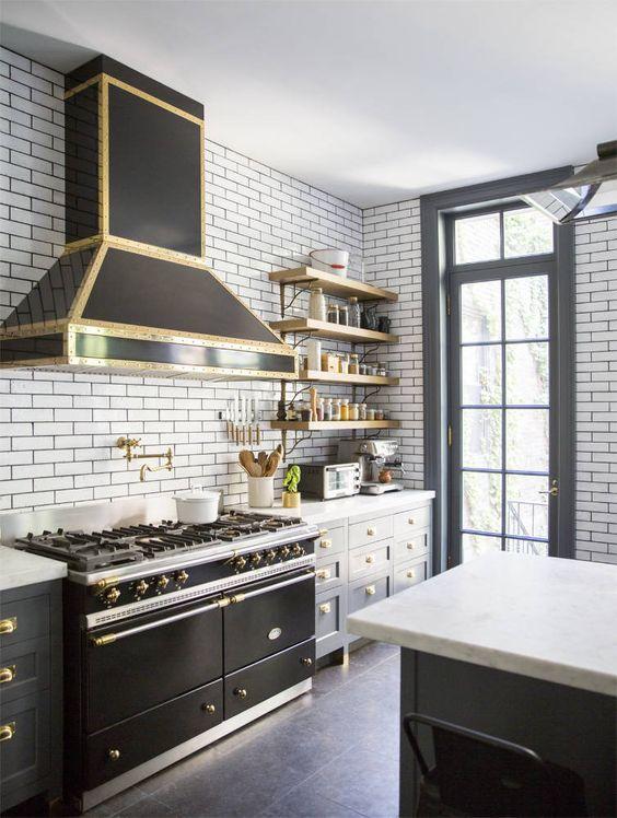 Shelter crushing on black european ovens for Design firms in europe