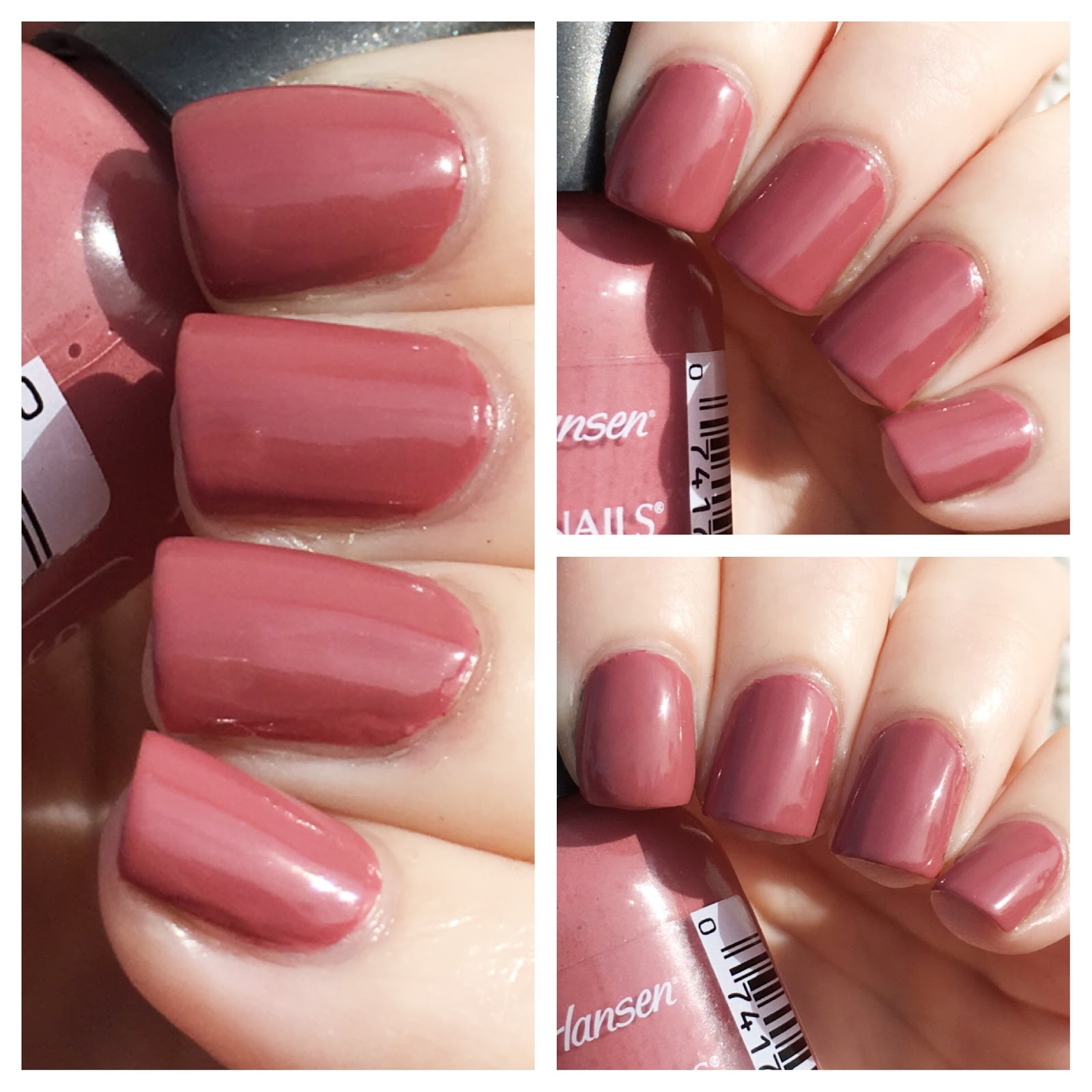 cat eyes & skinny jeans: NOTD: Sally Hansen Hard As Nails Xtreme ...