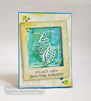 http://reusingwithquilling.blogspot.in/2016/05/sea-shell-card.html