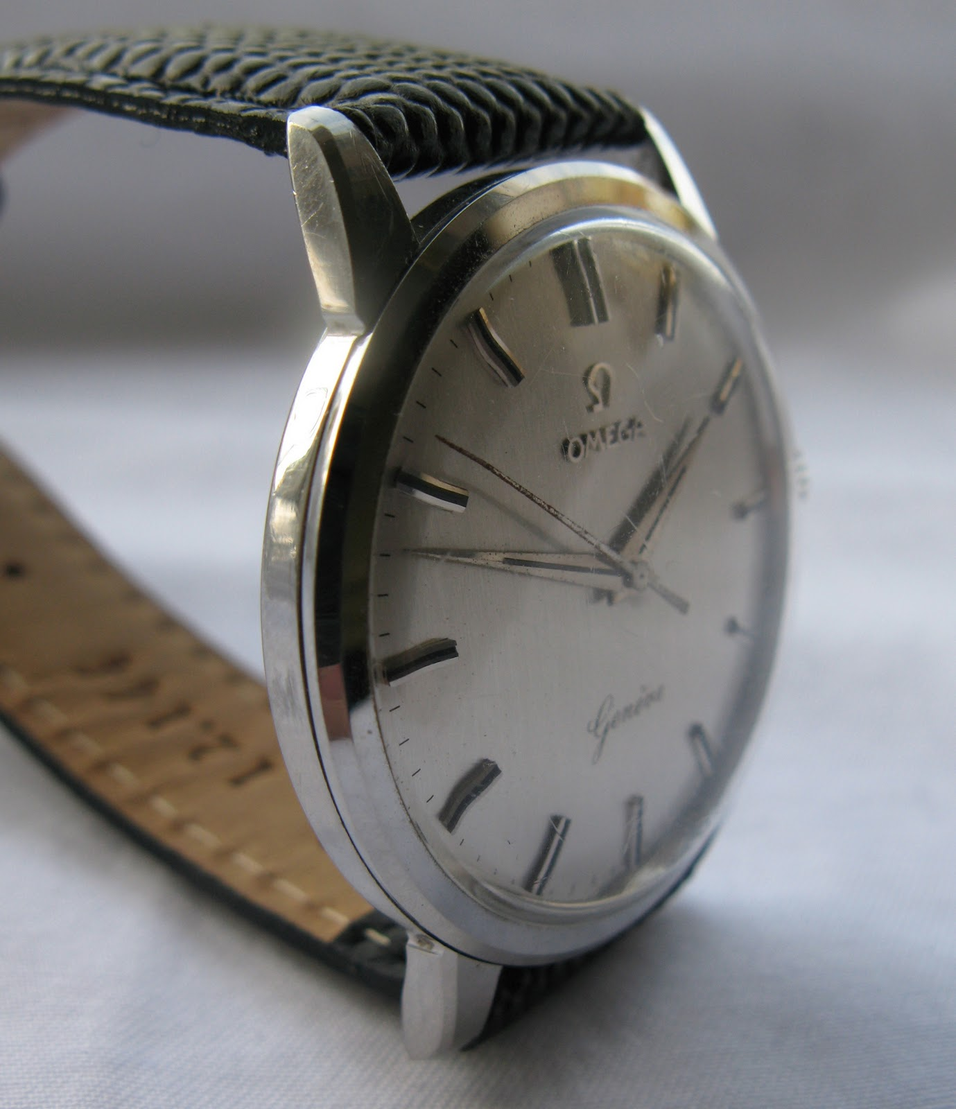 Andy B Vintage Watches Early 1960 S Omega Geneve Cal 600